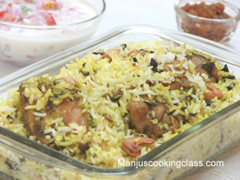 Biryani Cooking Class in Bangalore
