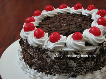Cake Baking Classes