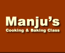 Manjus Cooking Classes and Baking Classes in Bangalore India