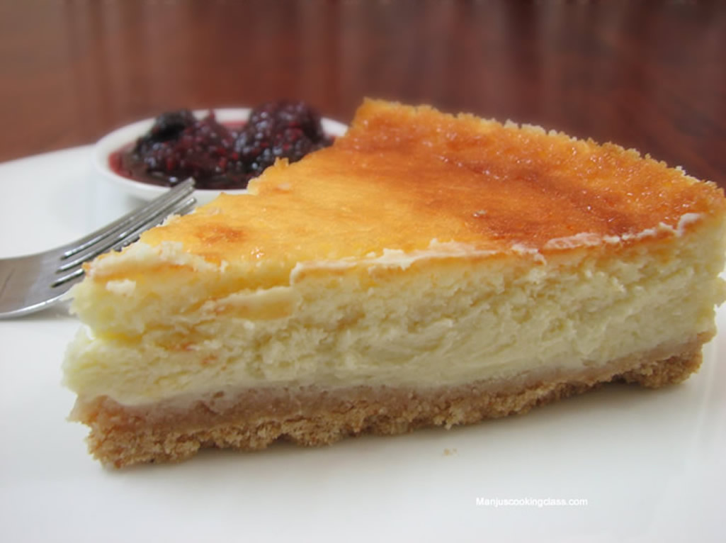 Baked Cheese Cake