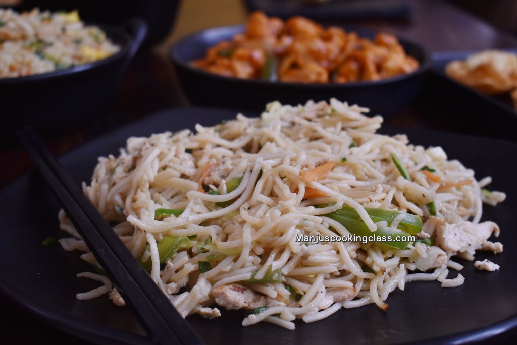 Noodles / Chowmein