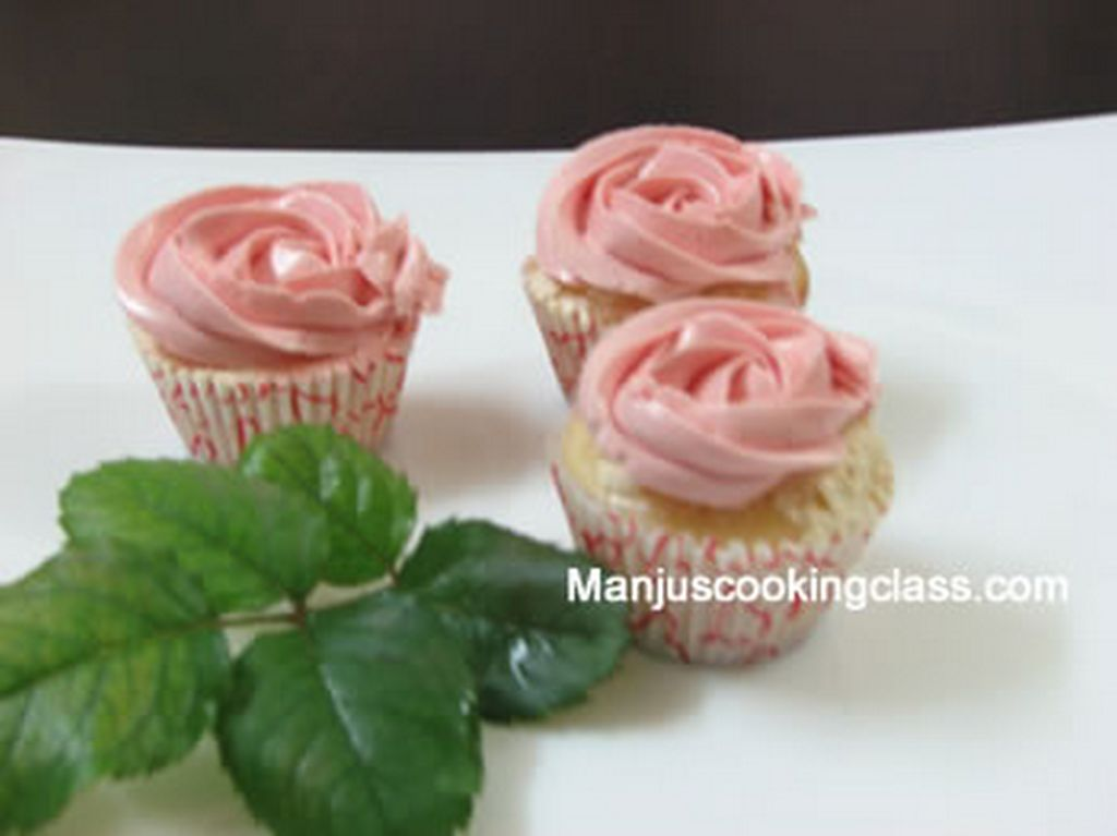 cupcake with decoration