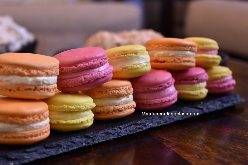 French Macaron Making Classes in Bangalore