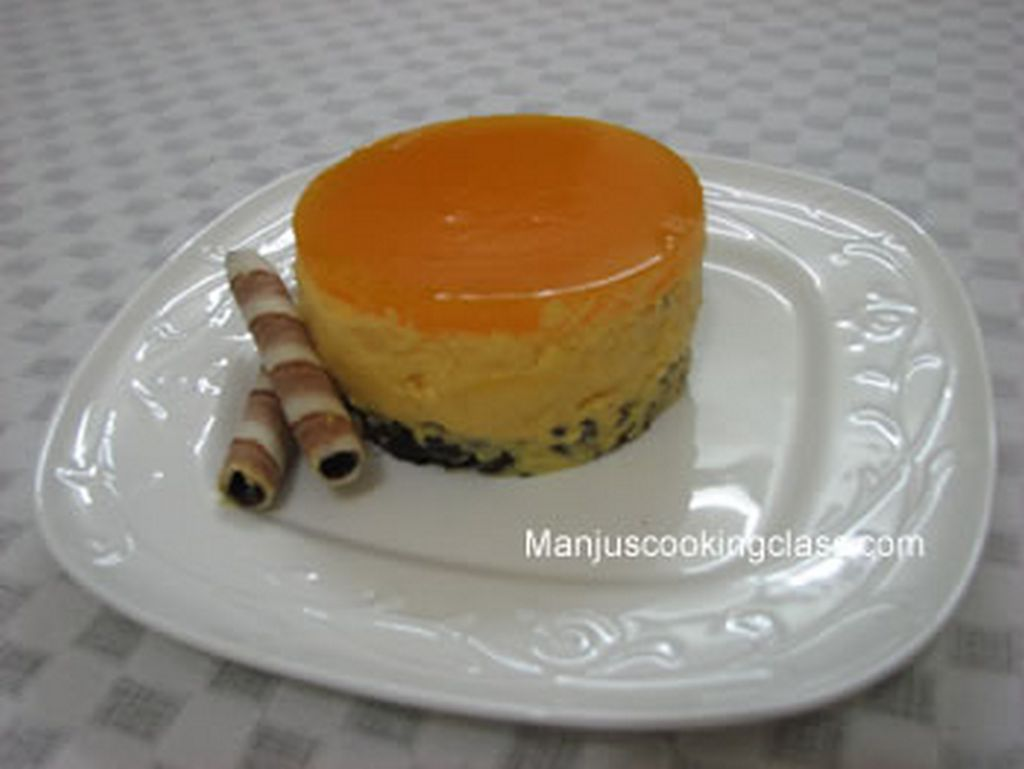 Mango Delight - Eggless Desserts Cooking Classes in Bangalore