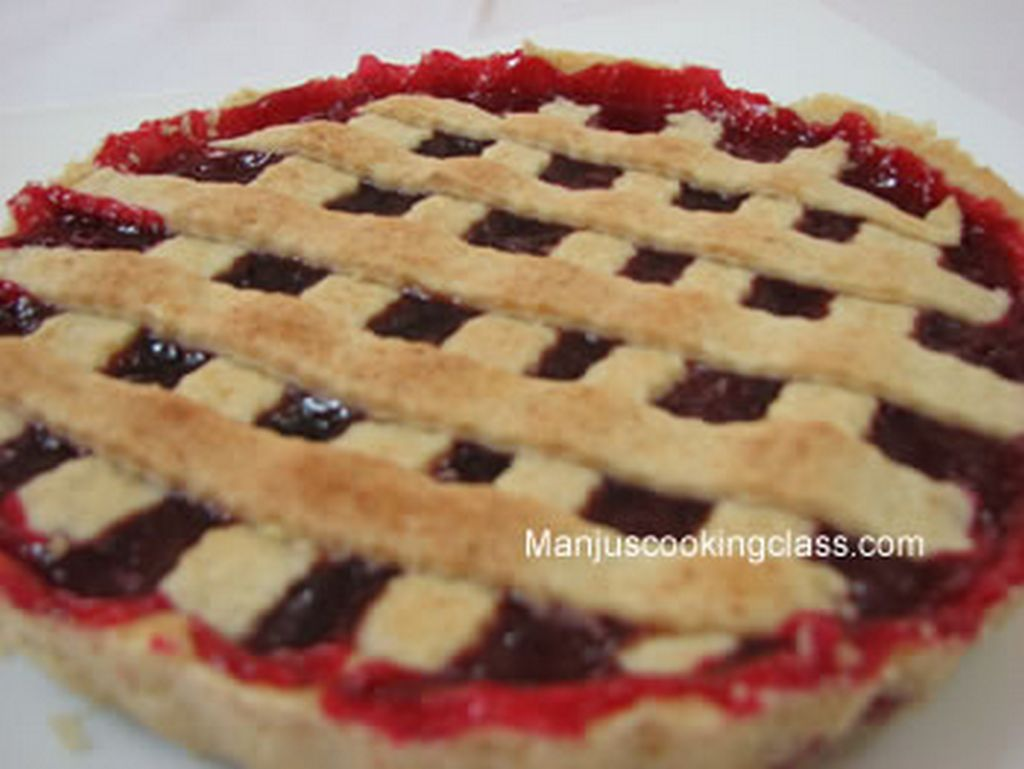 Cherry / Plum pie