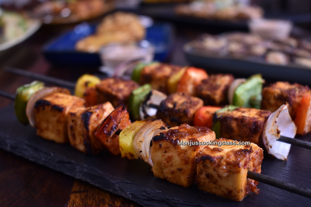 Cajun Spiced Paneer vegetarian-barbecue-classes.html