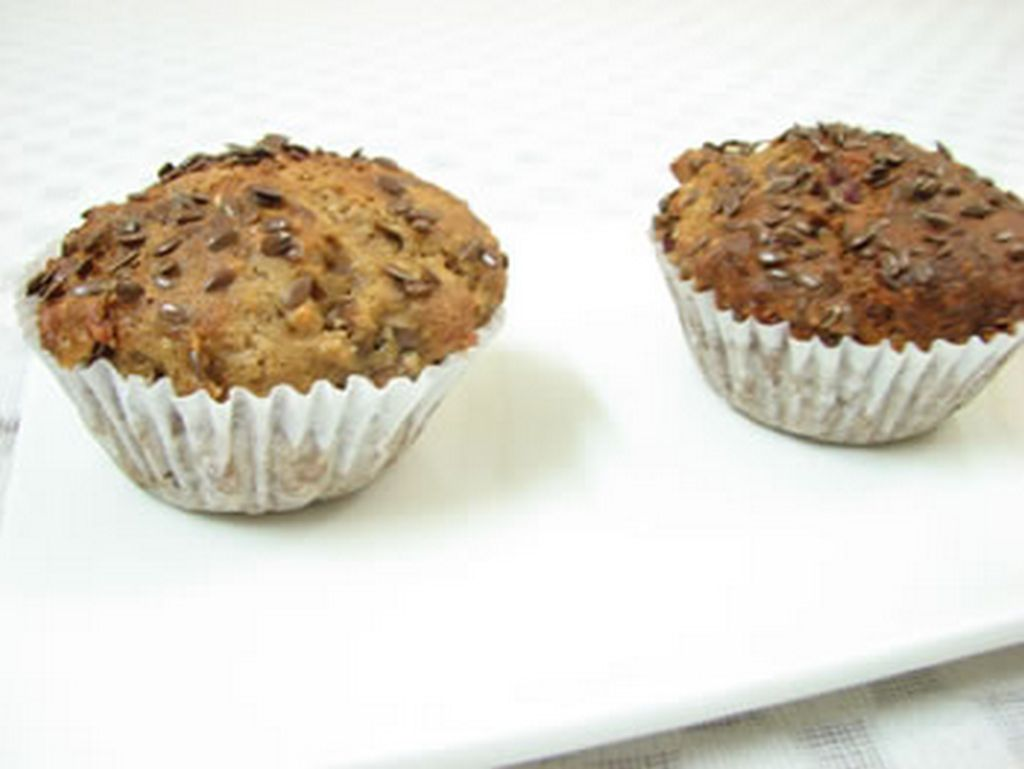 whole wheat muffin